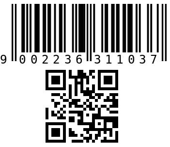 Kod 1D (EAN13) kontra 2D (QR Code)