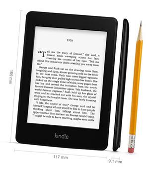 Amazon Kindle Paperwhite II