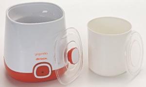 ARIETE 621 – przykład jogurtownicy z jednym pojemnikiem
