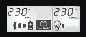 Ekran LCD w UPS