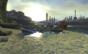 efekt hdr w grze  Half-Life 2