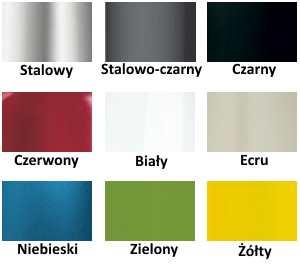 Kolory czajników