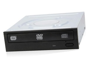Przykład napędu DVD: LiteOn iHAS324