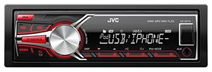 JVC KD-X310BT - DIN-1