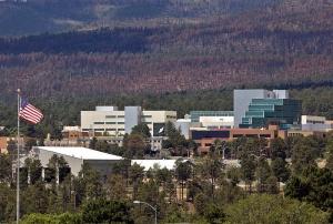 Kompleks laboratorium w Los Alamos