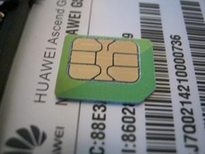 Karta SIM