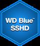 Logo WD Blue SSHD