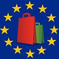 Flaga zakupowa Unii Europejskiej