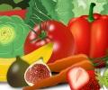 Warzywa i owoce w kuchni