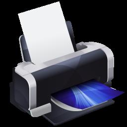 Poglądowe zdjęcie drukarki