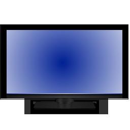 Zdjęcie poglądowe telewizora LCD