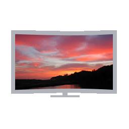 Zdjęcie poglądowe telewizora OLED