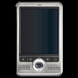 Na zdjęciu zaprezentowano telefon komórkowy