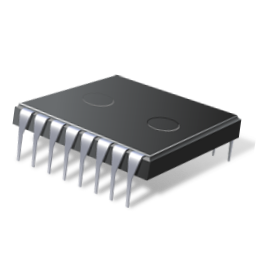 Zdjęcie poglądowe procesora