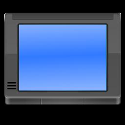 Poglądowe zdjęcie telewizora